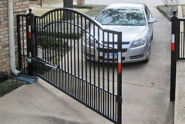 La importancia de tener un portón con motor automático