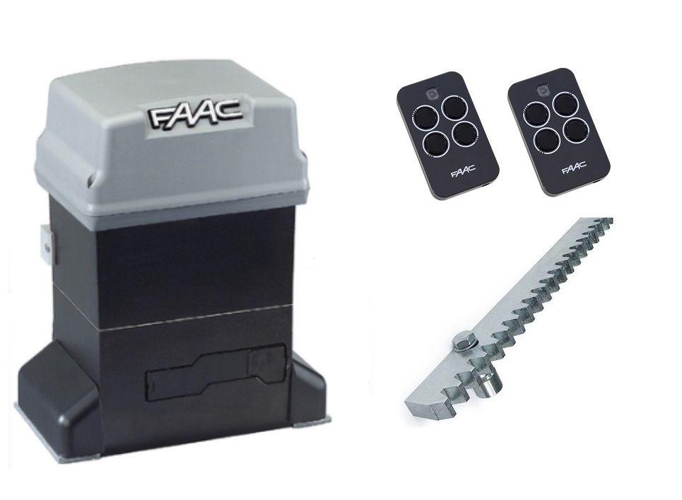 Kit motor FAAC 746 para portones eléctricos